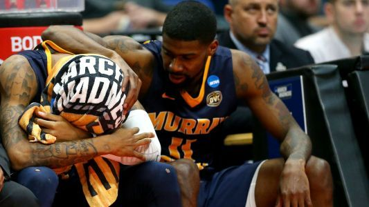 March Madness 2019: Ja Morant emotional after Murray State falls out of NCAA Tournament