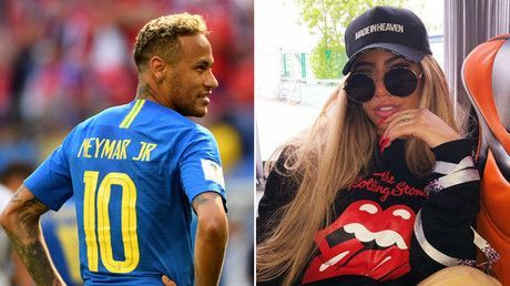 'I'm in love with Russia!' - Neymar's model sister Rafaella on World Cup experience