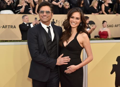 John Stamos and Caitlin McHugh Just Welcomed Their First Baby Together!