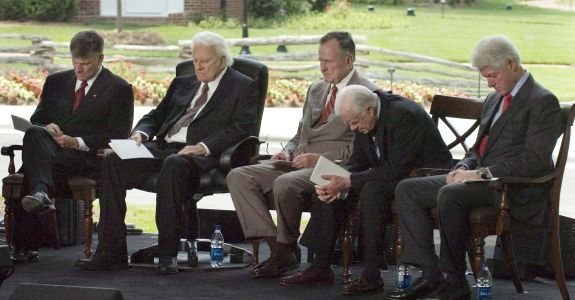 'America's Pastor:' Billy Graham Has Died at 99