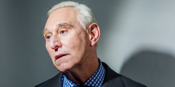 Roger Stone now says he met with a Russian during the campaign who offered dirt on Clinton for $2 million