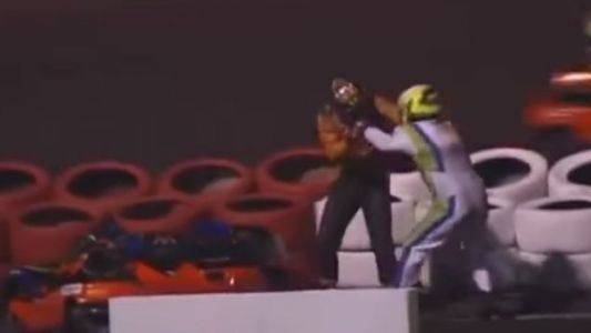 Two Drivers Disqualified After 500-mile Karting Race Turns Into A Bar Brawl