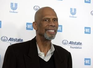 NBA creates social justice award, named for Abdul-Jabbar