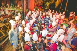 India's Alila Diwa Goa unveils traditional cake mixing ceremony to mark the arrival of Christmas