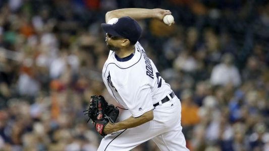 Francisco Rodriguez granted release by Phillies