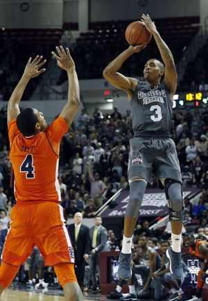 No. 22 Auburn rallies to beat Mississippi St 76-68
