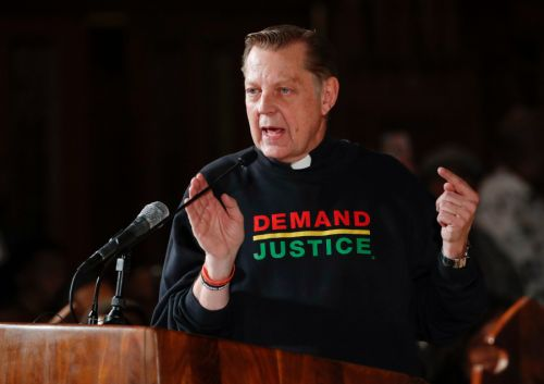 Third man accuses Michael Pfleger of inappropriate sexual behavior