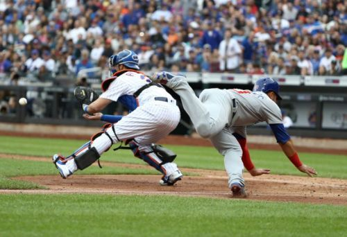 Javy steals home, Lester and Cubs blank Mets 2-0 for 4-game sweep