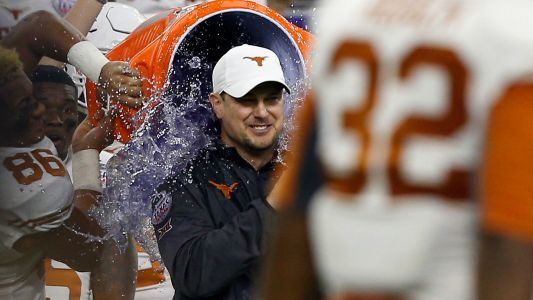 Texas gives Tom Herman two-year contract extension through 2023