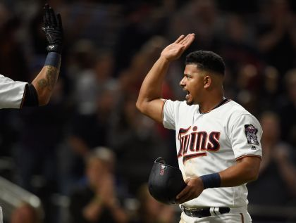 Surging Escobar Sparks Twins Past Sale, Red Sox In 6-2 Win