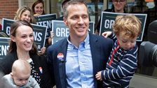 Missouri Gov. Eric Greitens Indicted On Invasion Of Privacy Charge