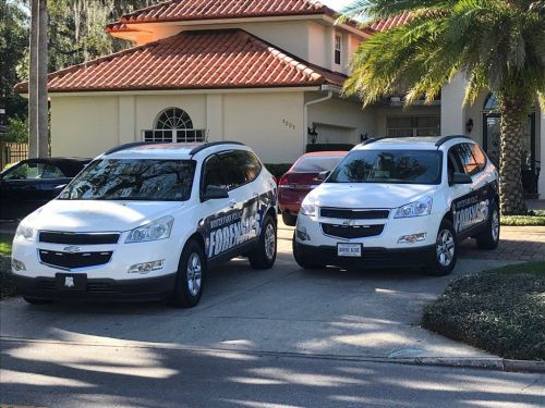 Investigators return to Winter Park home where UCF exec was found dead