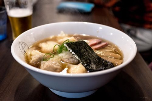Tokyo Ramen Guide: Where to Eat Wantan-men/Wonton Ramen