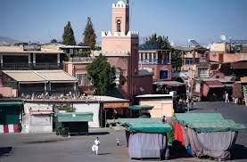 The tourism industry of Marrakesh screeched to a halt