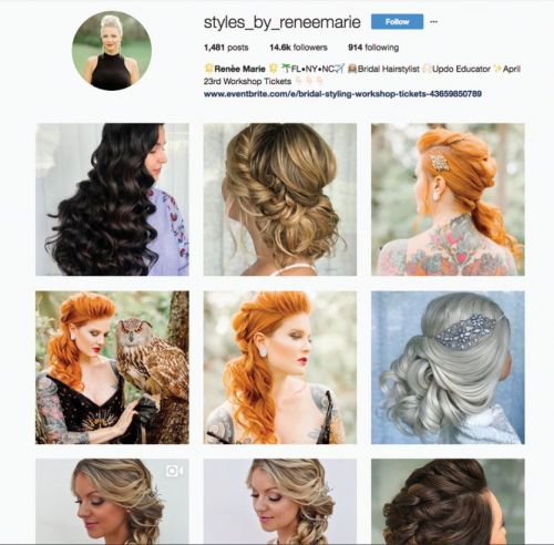 Rising Star: The Most Talented Hairdressers on Instagram in 2018