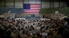 Trump's Ballot-Counting Demand Would Disenfranchise Overseas Troops