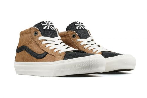 Vans Vault Reunites With Taka Hayashi on Horween Leather Capsule Collection