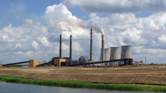 President Trump And Allies Push To Save A Very Specific Coal Plant