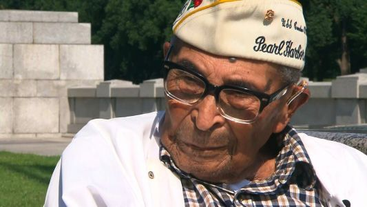 Oldest US military survivor of Pearl Harbor dies at age 106