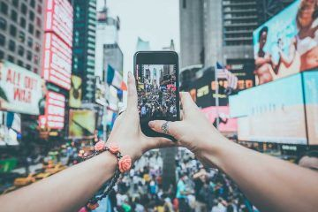 Solo Travel and the Art of the Selfie