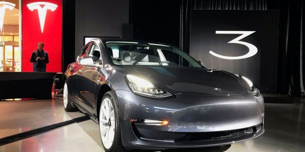 Elon Musk reportedly wrote a letter to Tesla employees saying the company is ramping up its Model 3 production goal
