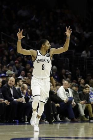 Nets, Spencer Dinwiddie agree to contract extension