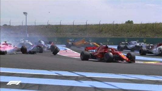 It's Comforting To Know That Even Formula One Drivers Forget How To Drive Sometimes, Too