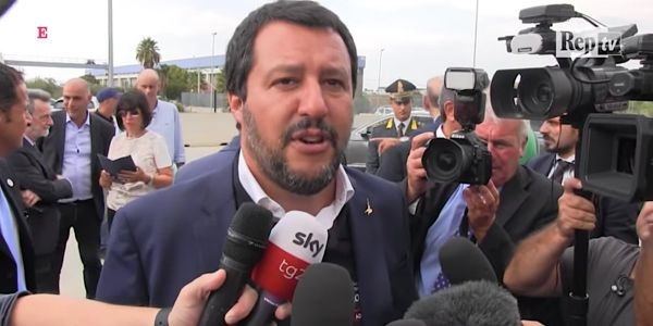 Italy's deputy prime minister is blaming the EU for the deadly bridge collapse, even though nobody knows what caused it yet
