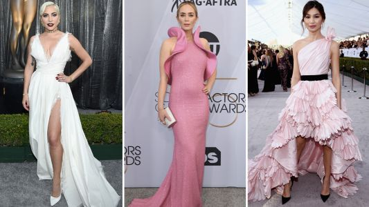 Feast Your Eyes on the Best and Worst Dressed Celebs From the 2019 SAG Awards