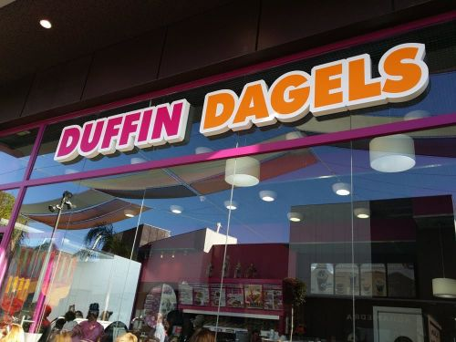 Spain has a chain of knockoff Dunkin' Donuts restaurants - and they're eerily similar to the real thing