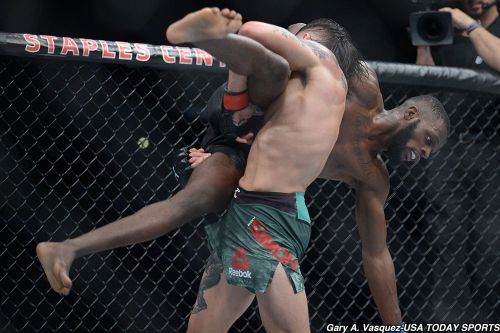 Montel Jackson: UFC treated me 'better than they should've' after scratched UFC 230 fight