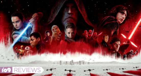The Last Jedi Takes Star Wars to a Fantastic New Level