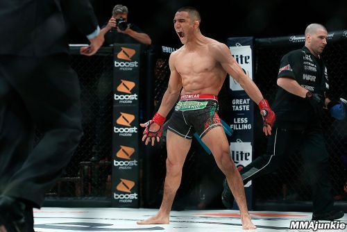 Daily Debate results: Will A.J. McKee or Aaron Pico win Bellator title first?