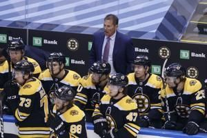 Bruins' Bruce Cassidy wins NHL coach of the year honors