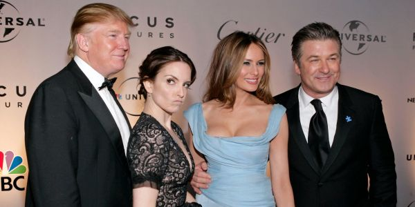 12 surprising people Donald Trump has been friends with over the years
