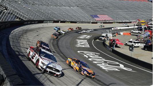 Who won the NASCAR race yesterday? Full results for Sunday's Supermarket Heroes 500 at Bristol