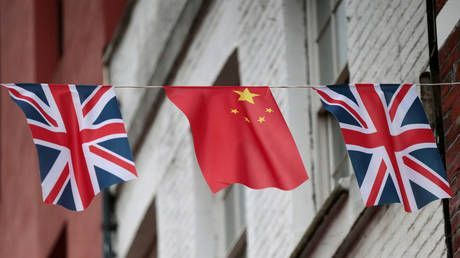 British Foreign Office concerned at reports its Hong Kong consulate staff member detained in China