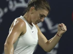 Halep wins Dubai tiebreaker to secure 20th title