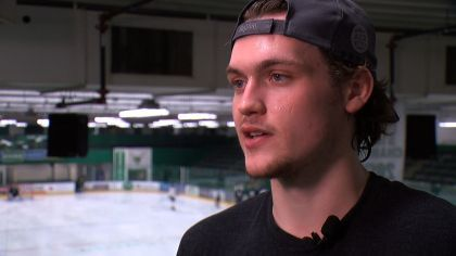 Brennan Menell's Perseverance Inches Him Closer To NHL