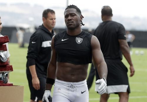 Report: Antonio Brown accused of raping former trainer