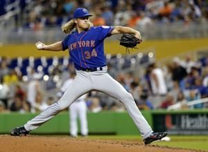 Reyes hits 2-run homer, Mets beat Marlins 4-3