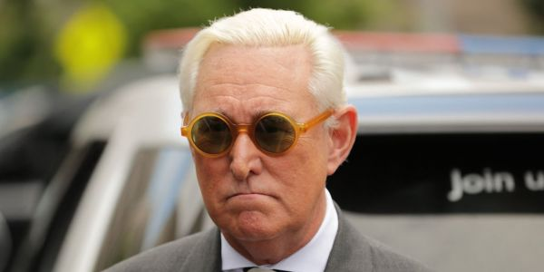 GOP strategist Roger Stone convicted on 7 counts of obstruction, witness tampering, and false statements
