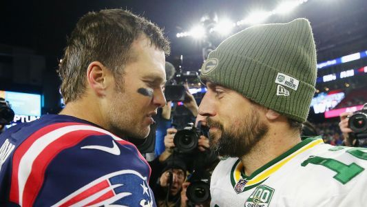 Tom Brady, Bill Belichick laud Patriots defense as Aaron Rodgers comes up short