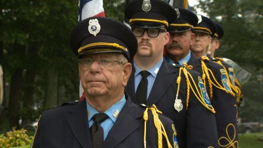 Baltimore County firefighters honor 9/11 victims in charity golf tournament