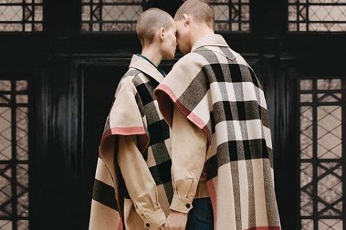 Riccardo Tisci Teases His Inaugural Collection for Burberry