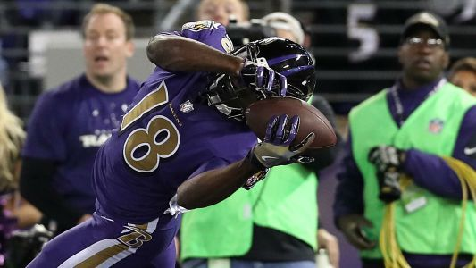 NFL free agency rumors: Browns to sign WR Breshad Perriman
