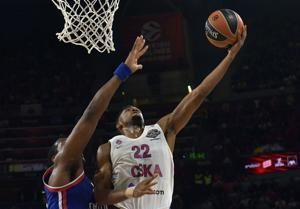 CSKA Moscow beats Efes Istanbul 91-83 in Euroleague final