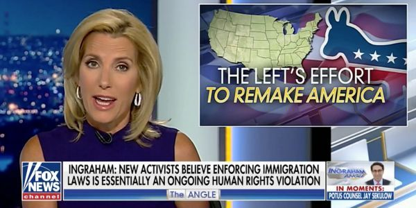 Laura Ingraham sparks outrage after saying the 'America we know and love doesn't exist anymore' due to 'demographic changes'