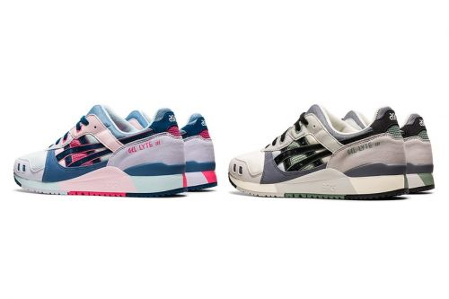 "ASICS Delivers Duo of GEL-Lyte III Colorways for New ""Back Streets of Japan"" Pack"
