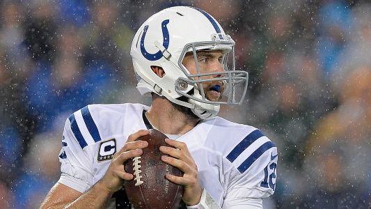 Andrew Luck is in Europe for further treatment on shoulder, report says